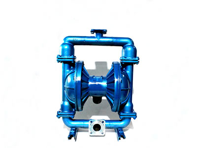 QBY气动隔膜化工泵