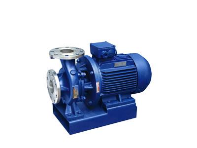 ISWH卧式单级单吸化工泵