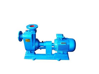 BZ、BZH(专用海水)自吸式离心泵