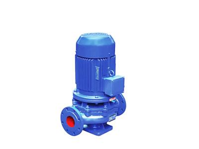 ISGD低转速立式单级单吸离心泵
