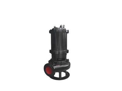 QW无堵塞移动式潜水排污泵