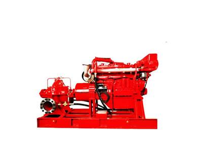 XBC-SOW柴油机组消防泵