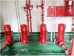 消防水泵安装时是否一定要浇筑混凝土基