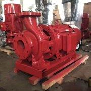 XBD-W卧式消防泵的价格大概是多少?